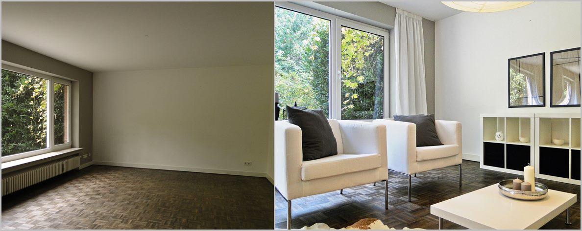 homestaging efh 6 zimmer h rth das wohnatelier. Black Bedroom Furniture Sets. Home Design Ideas