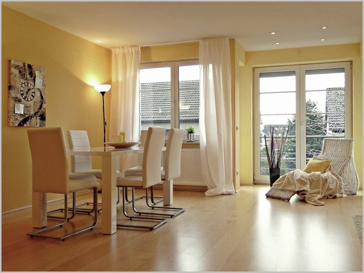 Homestaging Köln Eigentumswohnung Maisonette